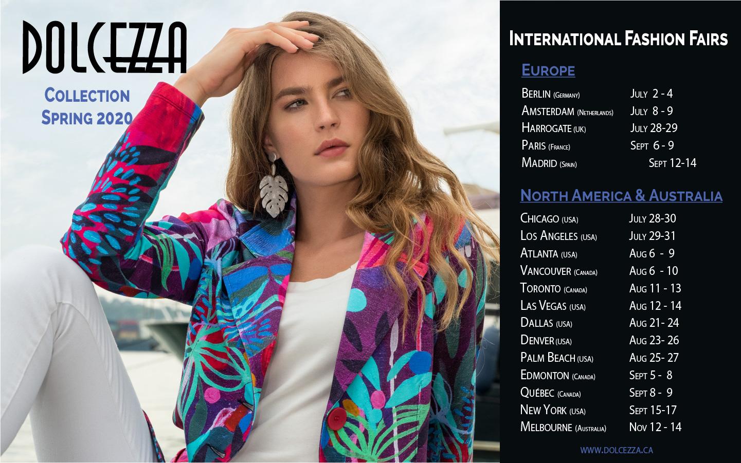 DOLCEZZA-international fashion fairs-W_Spring2020