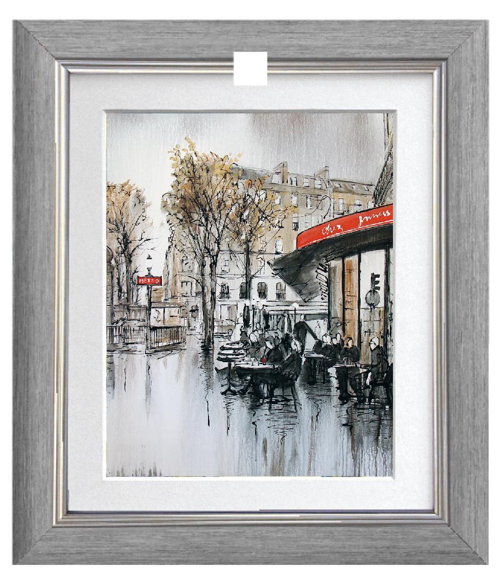 """""""Parisien Llife"""" by Paul Kenton"""