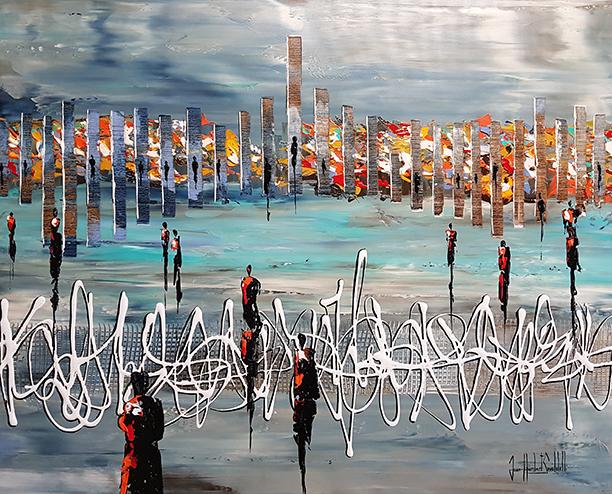 """""""Indeed"""" by Jean-Humbert Savoldelli"""