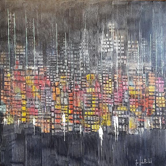 """Papillons de Nuit/Night"" by Jean-Humbert Savoldelli"