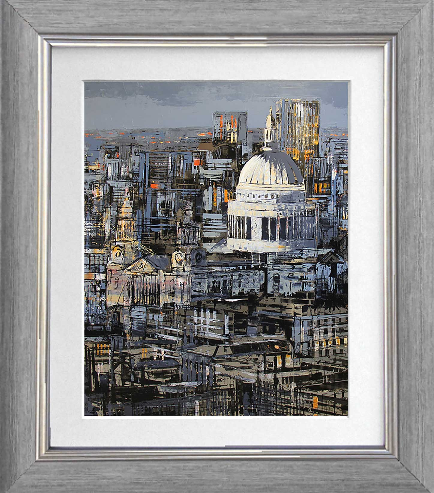 """St.Paul's Sundown"" by Paul Kenton"