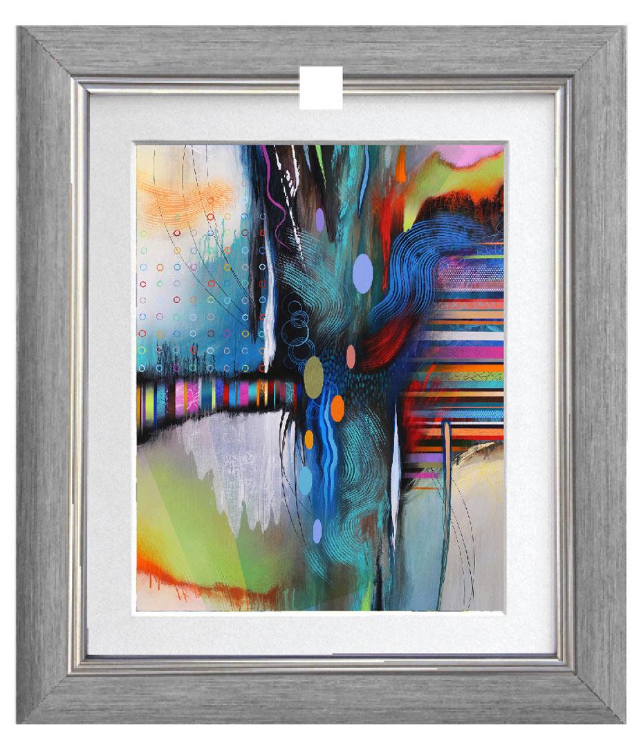"""Distilling Color #3"" by Timothy M.Parker"