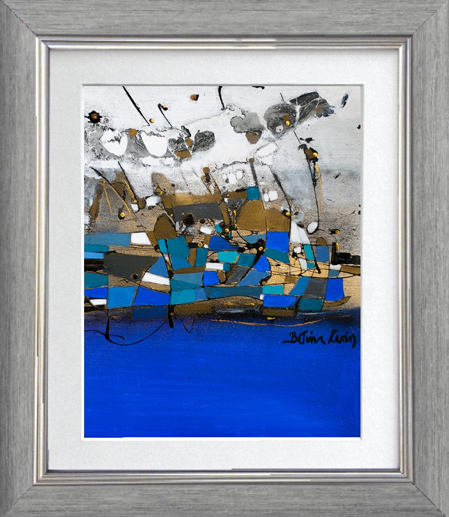 """""""Puente Azul"""" by Betina Levin"""