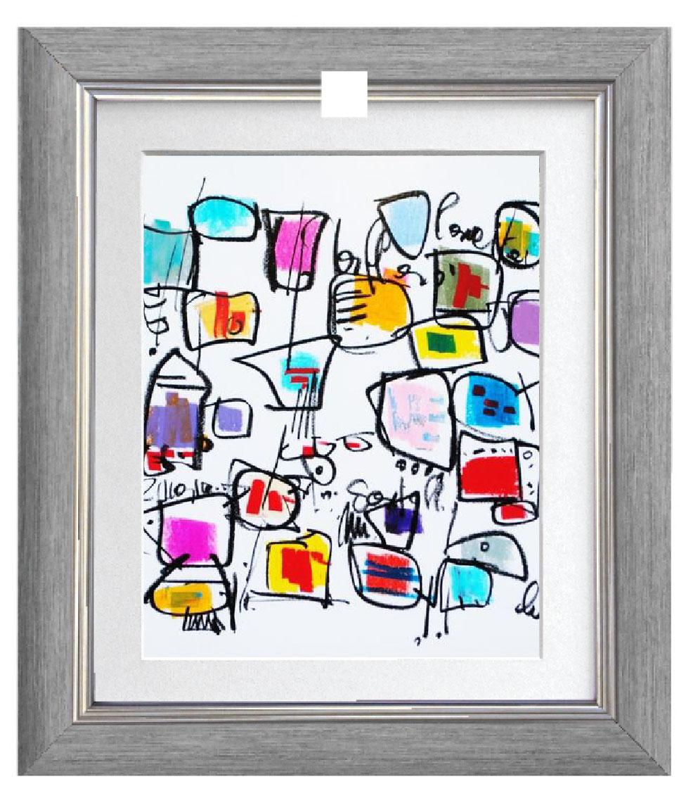 """Étagère"" by Luc Villard"